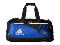 Adidas Team Issue Small Duffel Bold Blue Duffel Bags