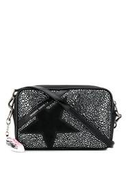 Golden Goose Crystal Embellished Cross Body Bag 60