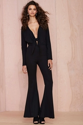 Nasty Gal Stone Cold Fox Stardust Jumpsuit