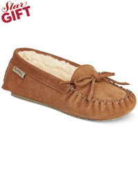 Bearpaw Astrid Moccasins Women's Shoes Tan