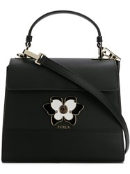 Furla Mughetto Top Handle Bag Black