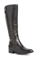 Born B Rn Cupra Tall Boot Black Leather
