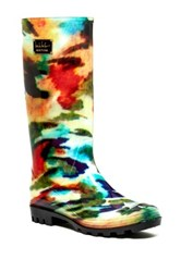 Nicole Miller Rainyday Rainboot Multi