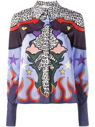 Mary Katrantzou Mix Print Shirt Multicolour