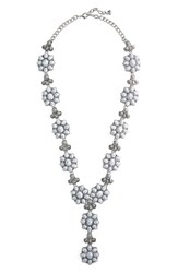 Baublebar Women's Magnolia Y Necklace