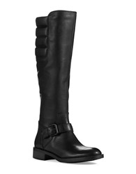 Enzo Angiolini Susig Riding Boots Black