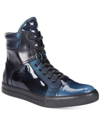 Kenneth Cole New York Men's Double Header Ii Boots Men's Shoes Blue