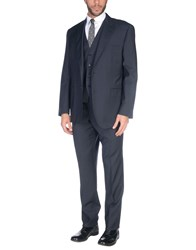 Nardelli Suits Dark Blue