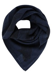 Nudie Jeans Jansson Scarf Midnight Anthracite