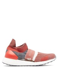 Adidas By Stella Mccartney Ultraboost X 3D Mesh Low Top Trainers Red