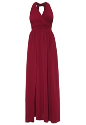Wal G G. Cocktail Dress Party Dress Wine Dark Red