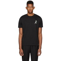 Paul Smith Ps By Black Regular Fit Dino T Shirt
