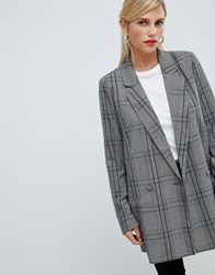Vila Check Blazer Multi