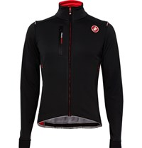 Castelli Espresso 4 Gore Windstopper Cycling Jacket Black