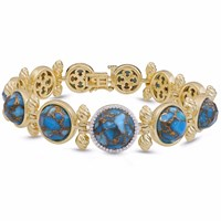 Lmj Summer Nights Bracelet Gold