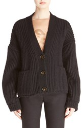 Acne Studios Women's 'Hadlee' Chunky Knit Button Cardigan
