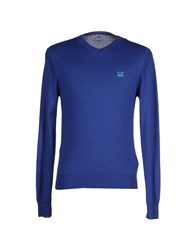 C.P. Company Knitwear Jumpers Men Blue