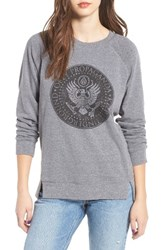 Obey Men's Eagle Graphic Sweatshirt