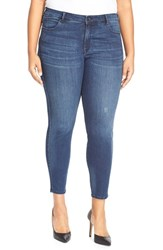 Plus Size Women's Cj By Cookie Johnson 'Wisdom' Stretch Ankle Skinny Jeans Drells