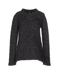 Adele Fado Sweaters Steel Grey