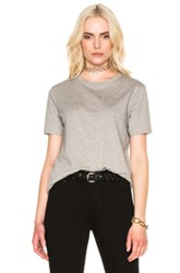 Acne Studios Taline 2 Pack Tee In Gray