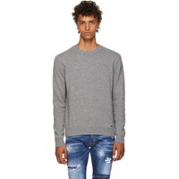 Dsquared2 Grey Fin.7 Sweater