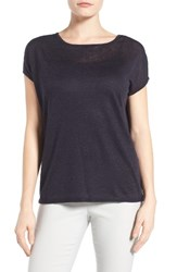 Nic Zoe Women's Every Day Tissue Tee Midnight