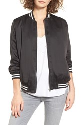Sub Urban Riot Women's Good Vibes Varsity Bomber Jacket