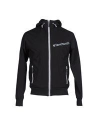 Fenchurch Jackets Black