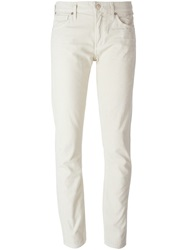 Citizens Of Humanity Corduroy Trousers Nude And Neutrals