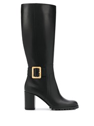 Bally Bianca 75 Boots Black