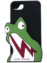 Marc Jacobs Frog Iphone 7 Case Women Rubber One Size Black