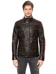 Belstaff Daytona Leather Racing Jacket
