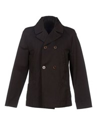 M.Grifoni Denim Coats And Jackets Jackets Men Dark Brown