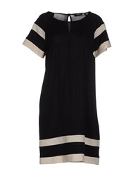 Mariella Rosati Dresses Short Dresses Women Black