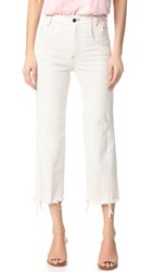 Rachel Comey Trigger Jeans Dirty White