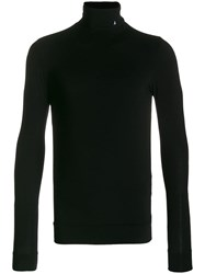 Ambush Turtle Neck Sweatshirt Black