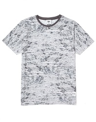Hype X The Idle Man Moon Landing All Over Print T Shirt