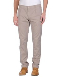 Daniele Alessandrini Casual Pants Dove Grey