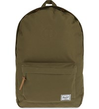 Herschel Heritage Backpack Army Quilted