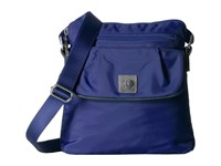 Baggallini Dilly Dally Crossbody Cobalt Cross Body Handbags Blue