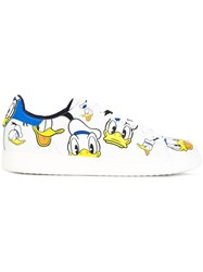 Moa Master Of Arts Donald Duck Sneakers White