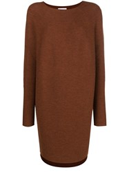Christian Wijnants Koh Dress Brown