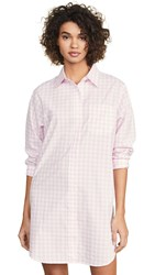 Sleepy Jones Korda Night Shirt Pink
