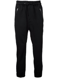 3.1 Phillip Lim Drawstring Track Pants Black