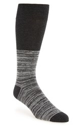 Calibrate Men's 'Marled Colorblock' Socks