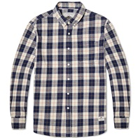 Penfield Pearson Shirt Navy