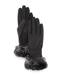 Urban Research Ur Kelsey Tech Gloves Black