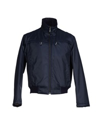 Nardelli Jackets Dark Blue