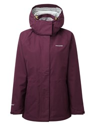 Craghoppers Marissa Gore Tex Jacket Red